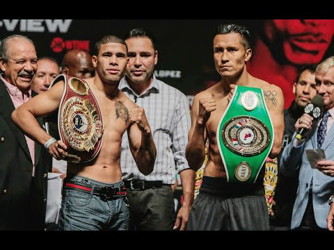 Baixar Juan Manuel Lopez VS. Francisco Vargas Official Weigh-In and Face Off