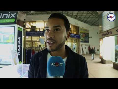 شاهد ما قاله مصري عن الأسود ونتيجة المباراة أمام الكوت ديفوار