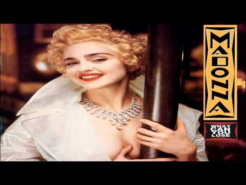 Madonna What Can You Lose (Album Instrumental)