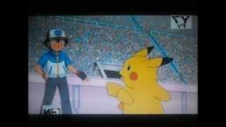 Ash vs Cameron English Dub