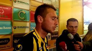 SportenPlovdiv TV: Лъчо Балтанов: Крайно време беше да победим