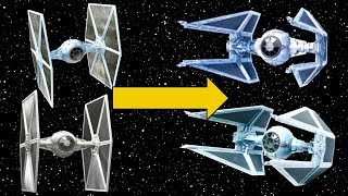 Palpatine's Plan to Replace EVERY TIE Fighter with TIE Interceptors NOT Defenders, Avengers, etc.