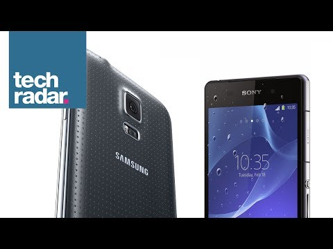 Samsung Galaxy S5 vs Sony Xperia Z2 head-to-head specs comparison