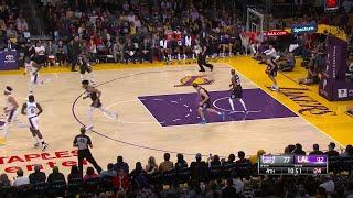4th Quarter, One Box Video: Los Angeles Lakers vs. Sacramento Kings