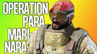 OPERATION PARA MARINARA   Rainbow Six Siege