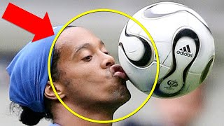 7 Ronaldinho Movements That Shocked Everyone in Football