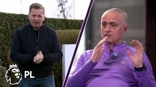 Tottenham's Jose Mourinho: Inside the Mind with Arlo White | Premier League | NBC Sports