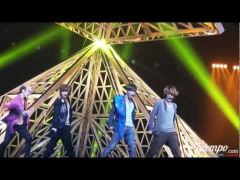 l2O325 SHINee (Taemin focus) '$herl0ck' fancam @!nk1Gay0