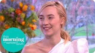 Saoirse Ronan Reveals How Her Name is Actually Pronounced! | This Morning