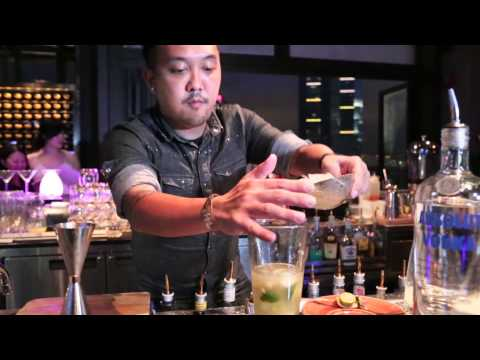 Best Bartender cocktail at Townhouse by G. Chan