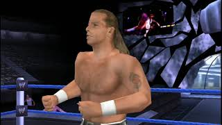 Shawn Michaels vs Michelle McCool    SVR 2008 Android Gameplay #12    by king of Android games   