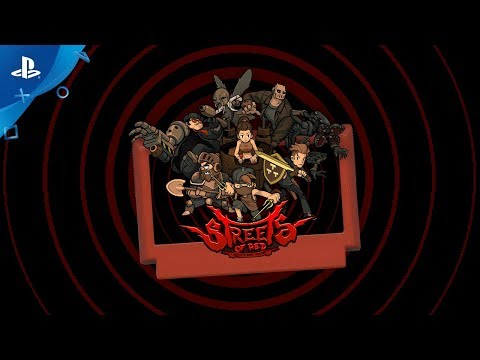 Streets of Red: Devil's Dare Deluxe Trailer