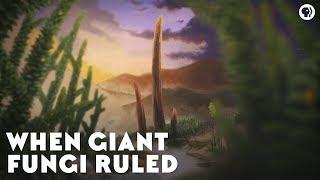When Giant Fungi Ruled