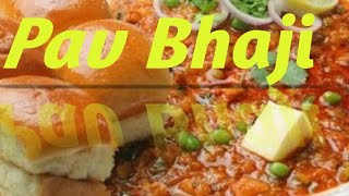 How to make Delicious Pav Bhaji at Home-- With 4 .2 Million + Views.