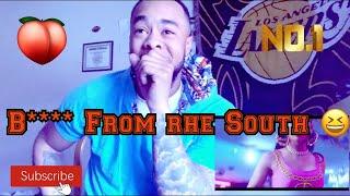 Mulatto - B*tch From Da Souf (Remix) (Official Video) ft. Saweetie & Trina | Reaction