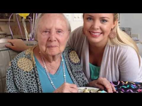 ElderCare at Home - Milestone Memories - Celebrating a Birthday!