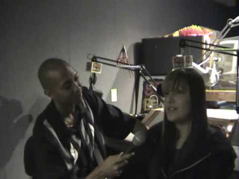 Mami Chula [95.5 The Beat] Interview with Gerald Olivari