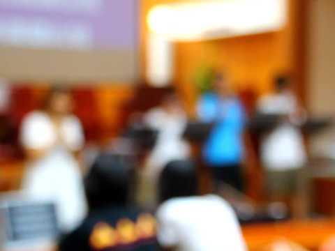 101013新營教會約書亞團契帶領禱告會3(敬拜-耶和華是我的牧者、為長者禱告)