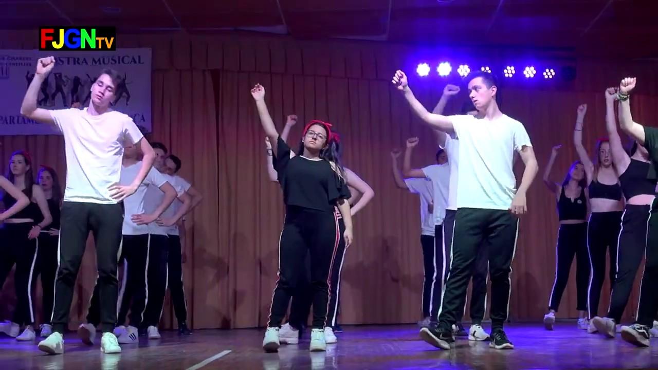 19. Remix Beyoncé - Bailes Educacion Fisica 2019 IES Nules