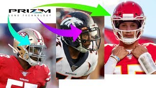 What's With The New NFL Oakley Visors?