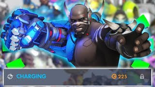 Overwatch - ALL LEGENDARY SKINS & ITEMS (Anniversary 2018)