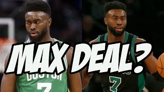 Will The Celtics Have To Give Jaylen Brown A Max Contract? 2020 NBA Free Agency