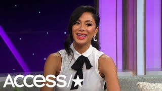 Nicole Scherzinger On The Insane Secrecy On 'The Masked Singer' Set | Access