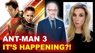 Ant-Man 3 Movie CONFIRMED - Beyond The Trailer