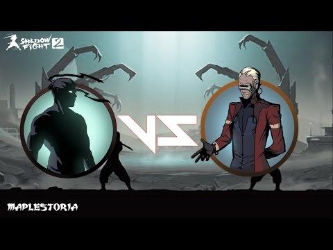 SHADOW FIGHT 2 TITAN UPDATE: CHALLENGING CYPHER!