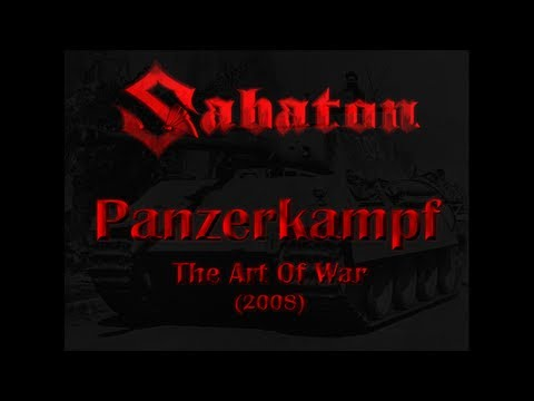 Sabaton - Panzerkampf (Lyrics English & Deutsch)