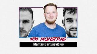 PVS #36 kartu su MANTU BARTUŠEVIČIUM (MONSTRAS)