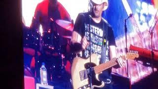 Brad Paisley Concert West Palm Amphitheater 7-10-2021