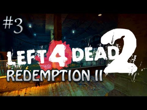 Left 4 Dead 2: Redemption II Part 3 - Volcano Burrito - Smashpipe Games