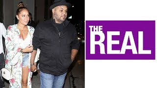 Adrienne Bailon explains CHE@TING on her husband Israel Houghton | Do they have an Open Marriage?