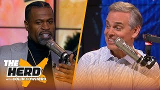 Stephen Jackson praises NBA All-Star game, talks Kevin Durant, Zion & LeBron | NBA | THE HERD