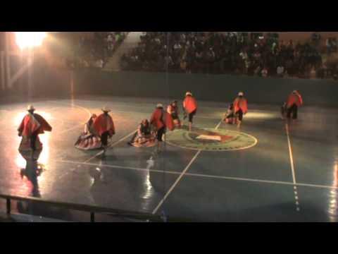 Pukaicha - Festival Internacional de Danzas - parte 01 (de 2)