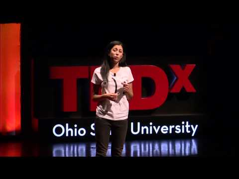 Happier in 5 Minutes | Ida Abdalkhani | TEDxOhioStateUniversity
