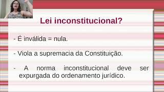 TCE MG. TCE RS. 2018. Aula 1: controle de constitucionalidade para concursos. Esquemas didáticos.