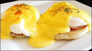 How to Make Classic Eggs Benedict!!