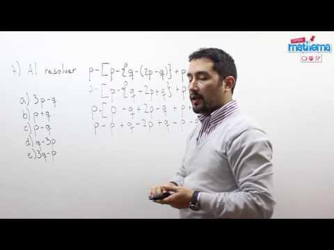 Prueba de algebra 10