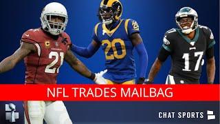 NFL Trade Rumors On Alshon Jeffrey, Jalen Ramsey, Patrick Peterson, OBJ & More On Today's Mailbag