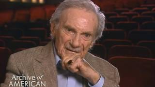"Jonathan Harris on being cast on ""Lost in Space"""
