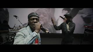 Pa Salieu feat BackRoad Gee - My family (Live Performance)