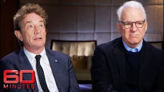 The joke off-limits for Steve Martin and Martin Short | 60 Minutes Australia