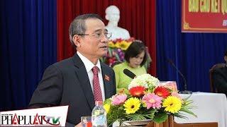 PLO - Bí thư Đà Nẵng Trương Quang Nghĩa tiếp xúc cử tri quận Hải Châu