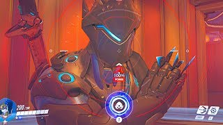 The Best SATISFYING Moments In Overwatch