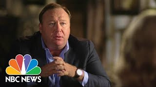 Alex Jones Of 'Infowars,' Conspiracy Theories, And Trump Campaign (Full) | Megyn Kelly | NBC News