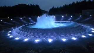 Đài phun nước do kiến trúc sư nổi tiếng Isamu Noguchi thiết kế (2/3)