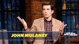 "John Mulaney's Grandma Schools Seth on Mispronouncing ""Gerrymander"""