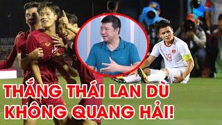 Nhận định U22 Việt Nam - U22 Thái Lan | Vẫn thắng 2-0 dù không có Quang Hải | NEXT SPORTS
